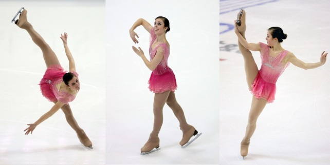 ashley wagner camp national 2009