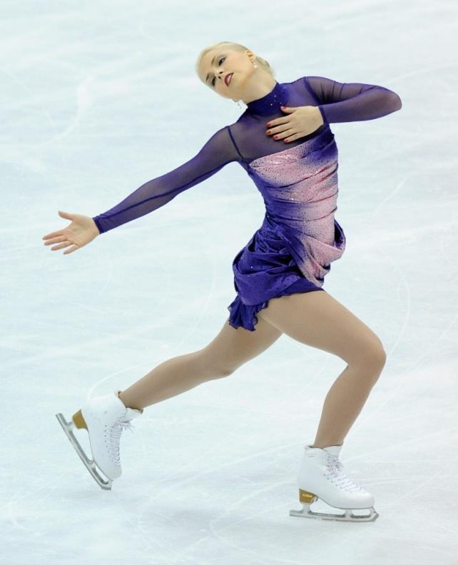 Kiira Korpi free skate