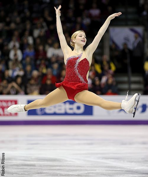 gracie gold ps