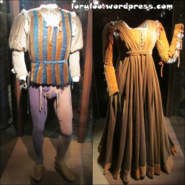romeo and juliet costumes