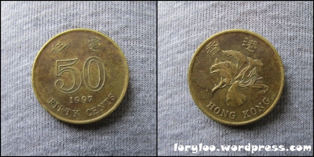 50 cents hong kong