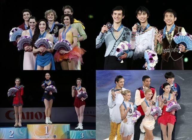 medaliati finala grand prix